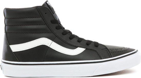 Sk8 45 Unisex true Sneakers White Black Maat hi Vans Reissue 4xzdA4Fq