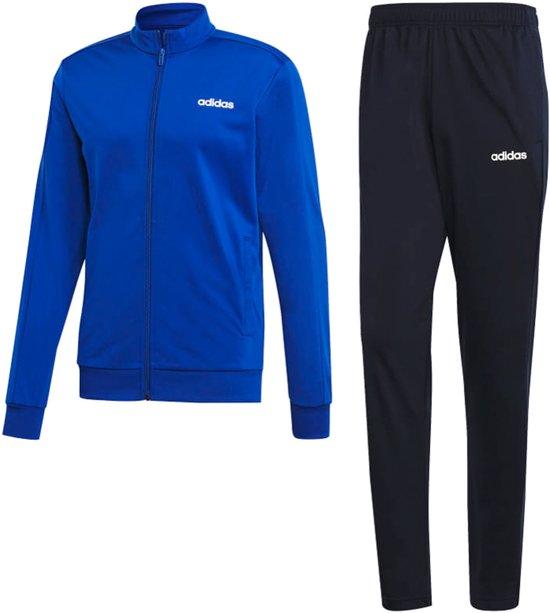 adidas Trainingspak - Maat M - Vrouwen - blauw