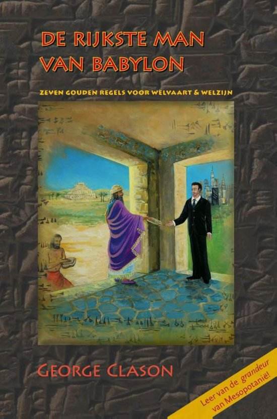Boek cover De rijkste man van Babylon van G.S. Clason (Paperback)