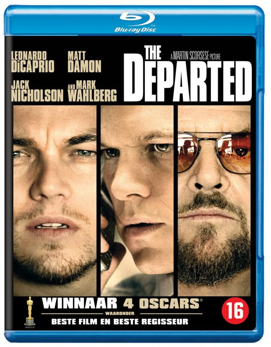 Cover van de film 'Departed'