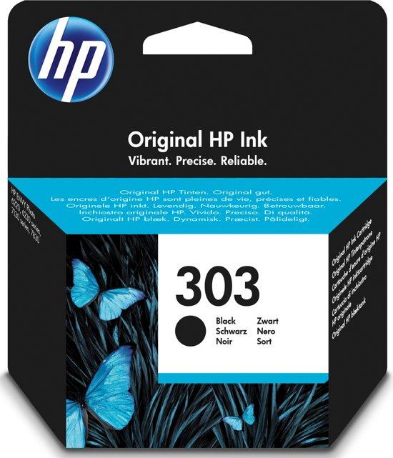 HP 303 - Inktcartridge / Zwart
