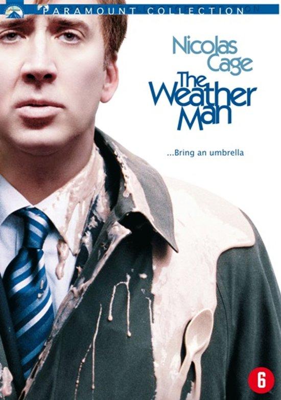 Cover van de film 'Weatherman,The'