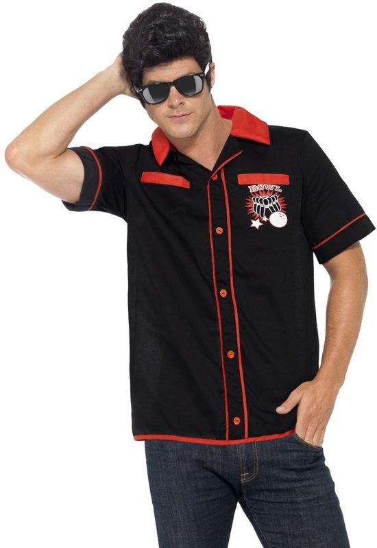 Jaren '50 Bowling Shirt | maat L