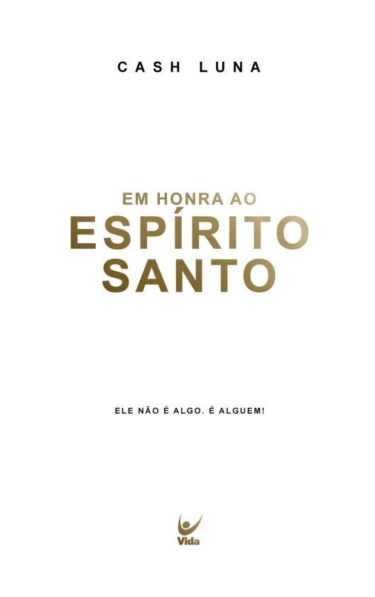 bol.com | Em Honra ao Espírito Santo (ebook), Cash Luna ...