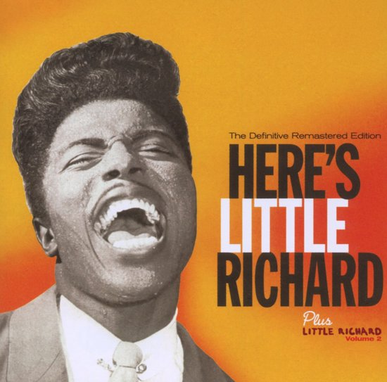 Here's Little Richard..