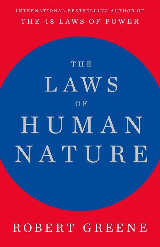 Boek cover The Laws of Human Nature van Robert Greene (Onbekend)
