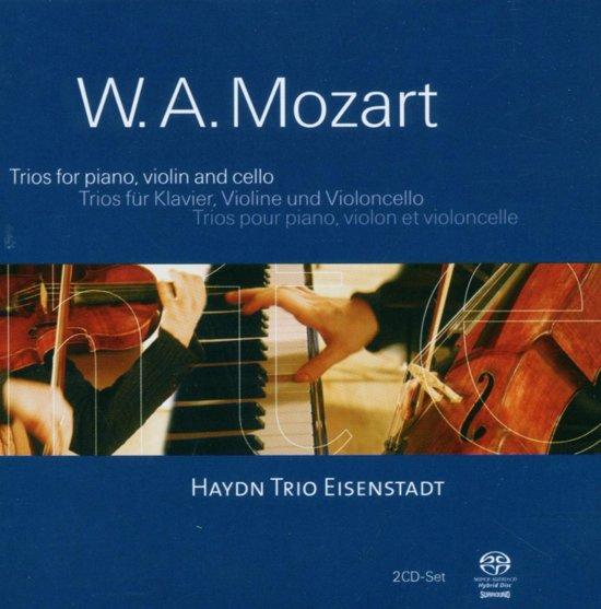 Mozart: Klaviertrios