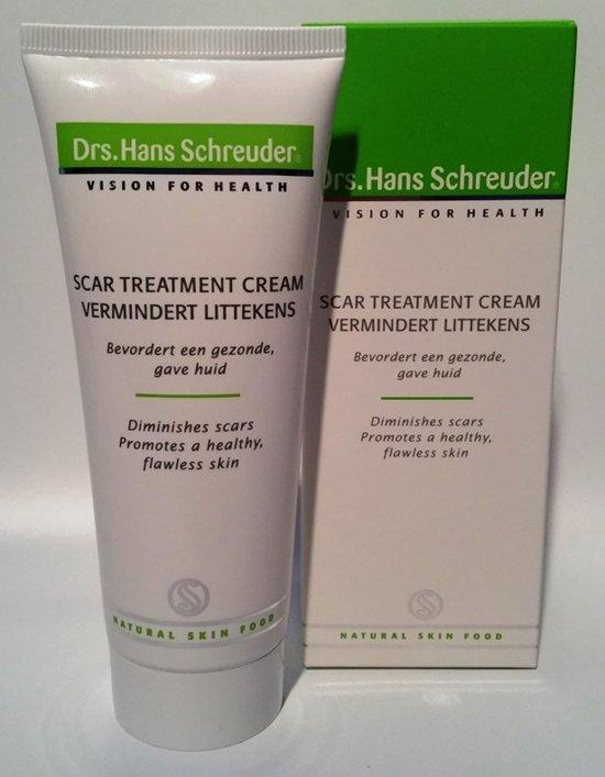 Drs. Hans Schreuder litteken crème -100 ml