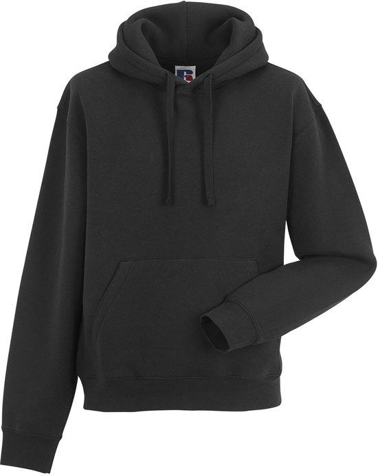Russell Authentic Hoodie voor Heren Zwart S