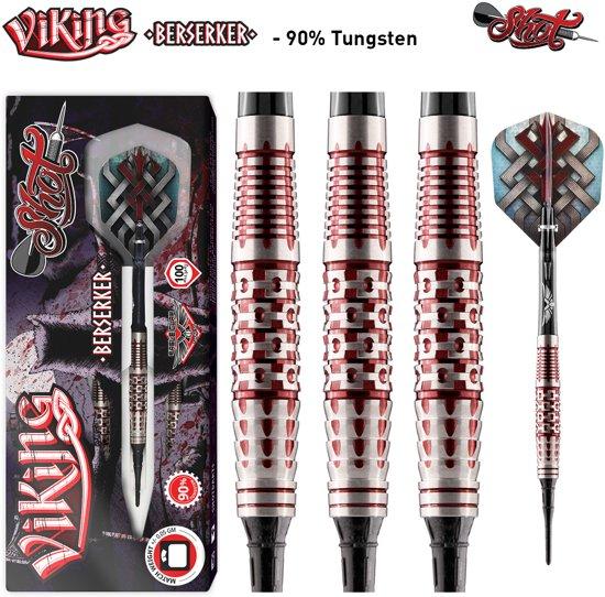 Shot Softtip Viking Berserker 90% 22 gram Darts