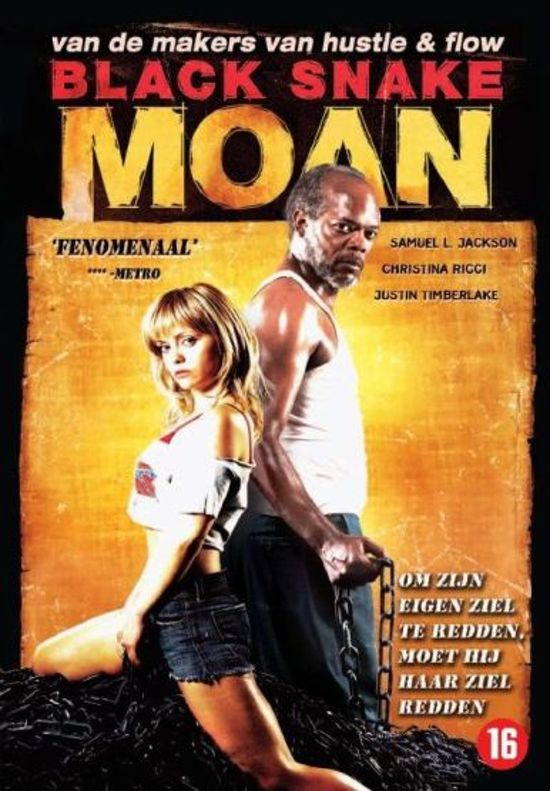 Cover van de film 'Black Snake Moan'