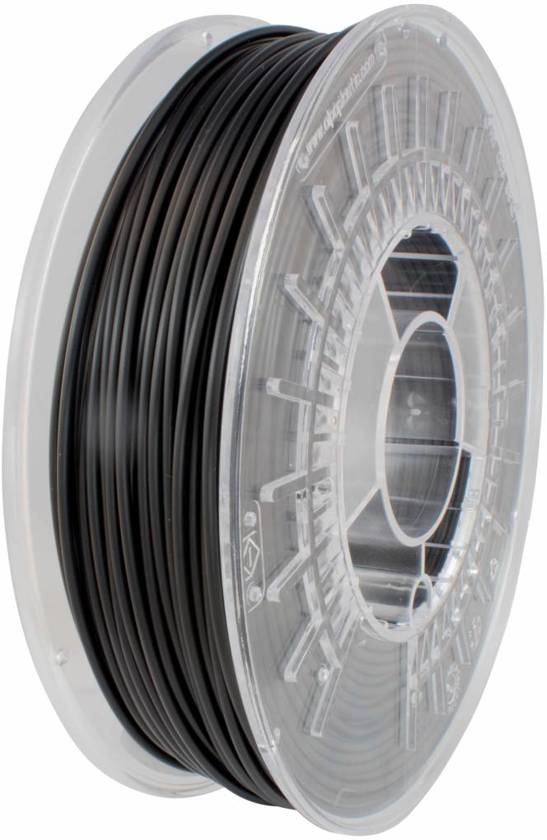 FilRight Pro ABS+ - 2.85mm - 750 g - Zwart