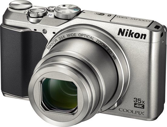 Nikon Coolpix A900 - Zilver