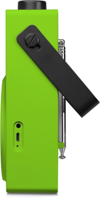 MEDION® LIFE E66880 Draagbare DAB+ Radio (groen)
