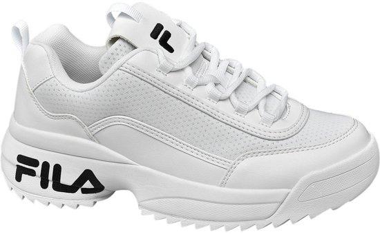 a026524dfa0 Fila Legacy Comp Inlineskates - Maat 39 - Vrouwen - blauw/zwart. Fila Dames  Witte Chunky Fila sneaker - Maat 39