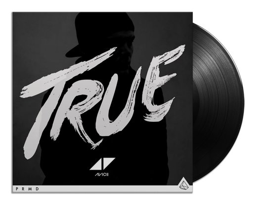 CD cover van True (LP) van Avicii