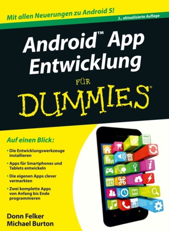 Android App Entwicklung fur Dummies