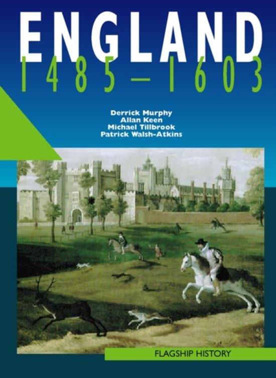 Flagship History - England 1485-1603