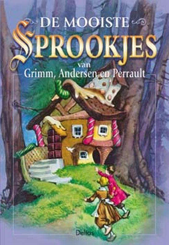 sprookjesboek van grimm