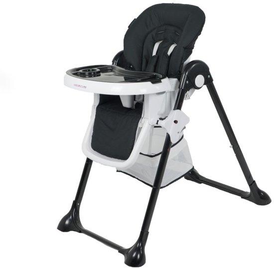 X Adventure Kinderstoel.X Adventure Kinderstoel Zwart