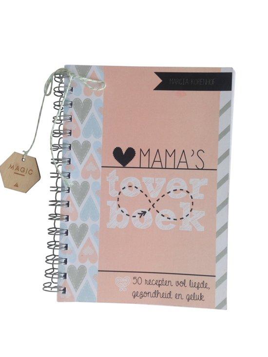 Mama's toverboek - Aromatherapie voor kinderen - Eerste hulp bij kinderkwaaltjes