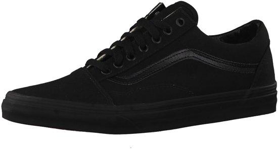 Vans Old Sneakers 44 Maat zwart Zwart 5 Unisex Skool PRqHxwPzS
