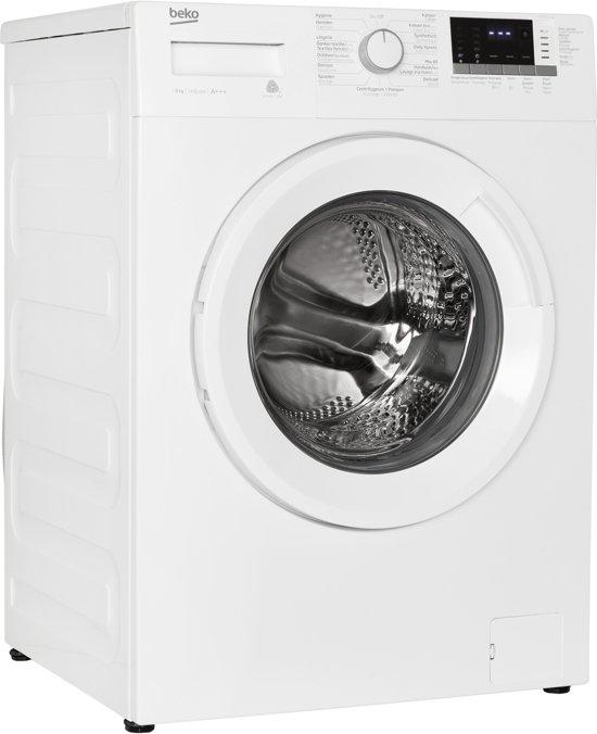 Beko WTV8712XW - Wasmachine