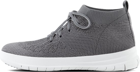 fitflop uberknit Slip On high Top sneaker woman