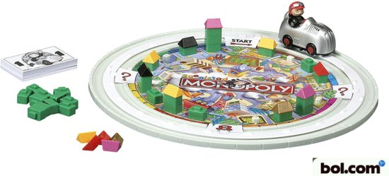 Monopoly Speelstad - Electronisch