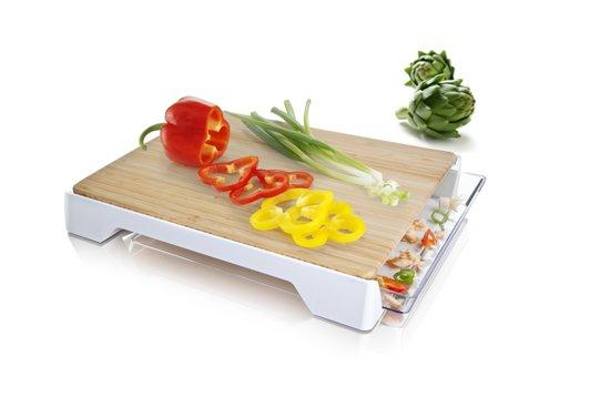 Tomorrow's Kitchen Snijplank met afvallade