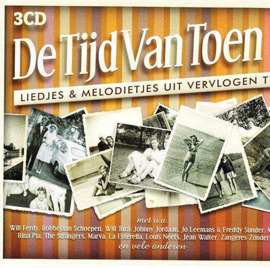 Various Liedjes Van Toen - Nostalgie Op Een Notenbalk 4
