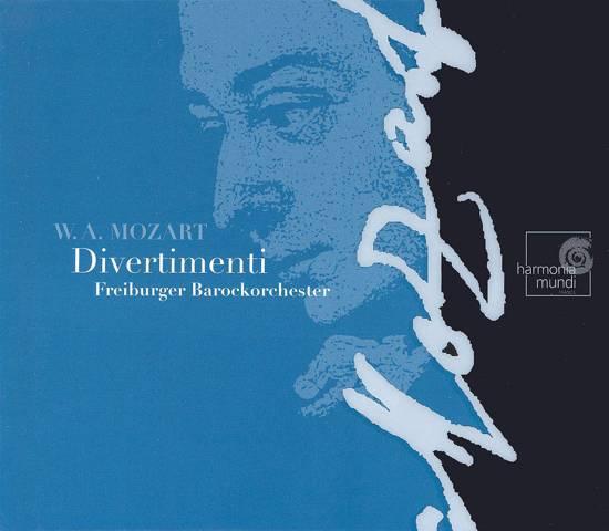 Mozart: Divertimenti; Serenata notturna