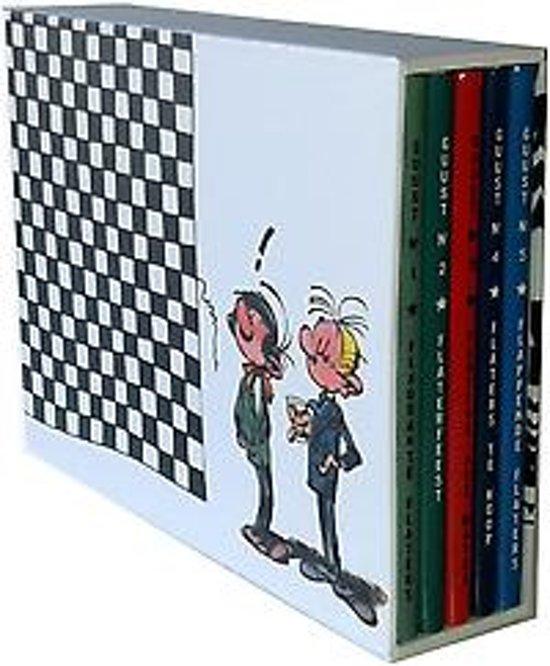Guust Flater box Hc01. Box met 5 delen oblong