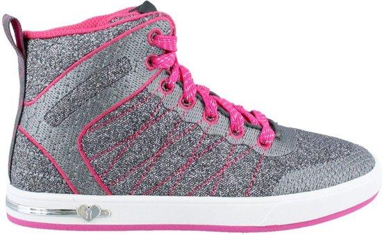 cd709614221 bol.com | Skechers Shootouts Glitzy Ritz high sneakers meisjes