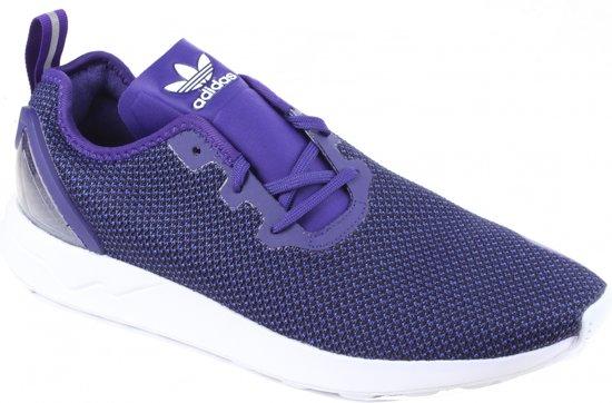 be6716496ee Adidas Sneakers Zx Flux Adv Asym Heren Paars Mt 36 2/3