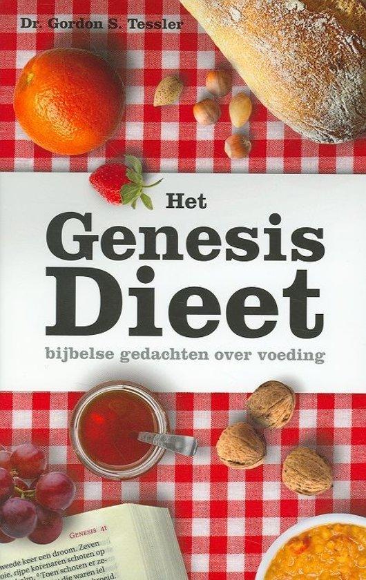 Boek cover Het Genesis Dieet van Gordon S. Tessler (Paperback)
