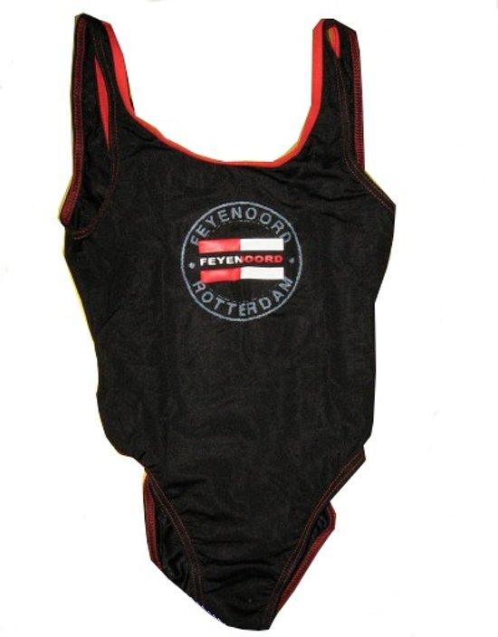Feyenoord Kersttrui.Bol Com Feyenoord Zwempak Zwart Maat 116