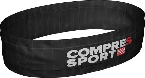Compressport Free Belt ZwartSize : XL/XXL