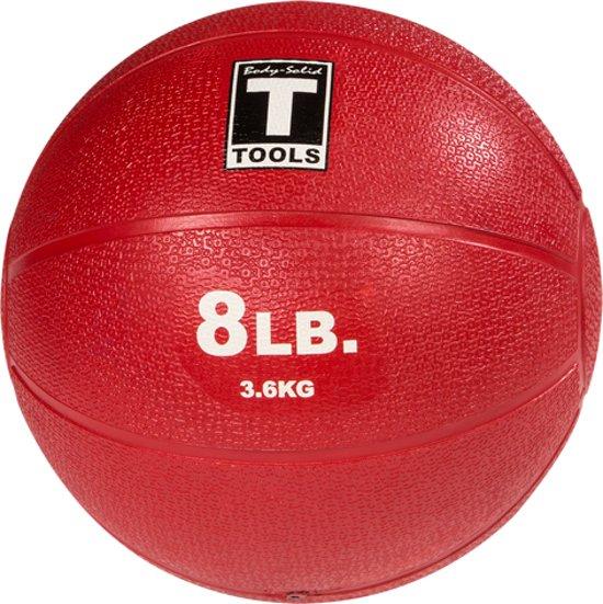Body-Solid Medicine Bal - Rood - 3,6 kg