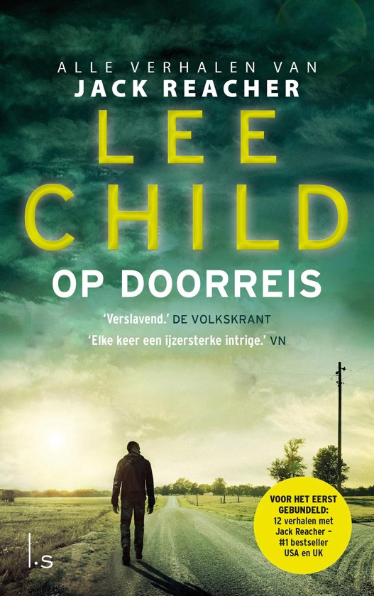 Jack Reacher 23 - Op doorreis