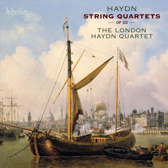 String Quartets Opus 20