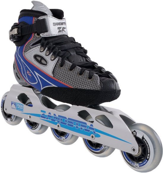 05ed1edf1cd bol.com | Zandstra 7177 inline skates skeelers - Grijs - maat 40