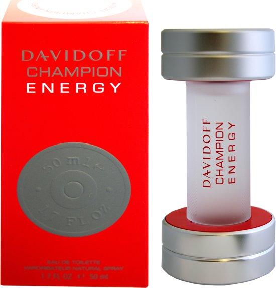 Davidoff Champion Energy For Men - 50ml - Eau de toilette
