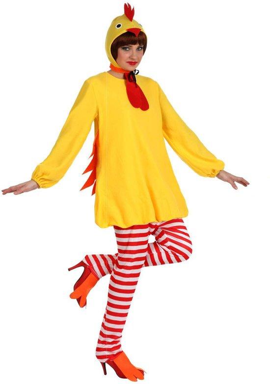 ae59d035657 bol.com   Kippen kostuum voor vrouwen - Verkleedkleding - M/L ...
