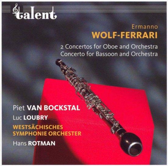 Wolf-Ferrari Oboenkonzerte