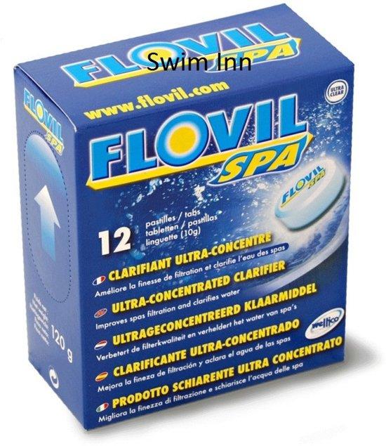 Flovil vlokmiddel voor Spa per 2 dozen