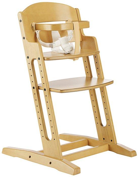 Baby Dan Meegroeistoel.Babydan Dan High Chair Kinderstoel Naturel