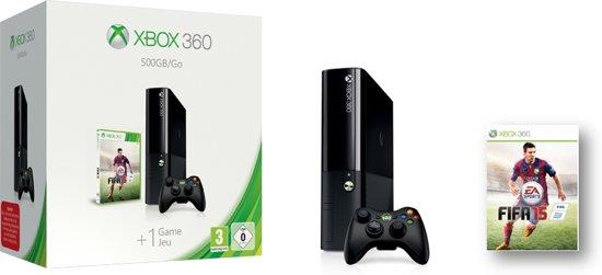 Microsoft 500GB Xbox 360 & FIFA 15 kopen