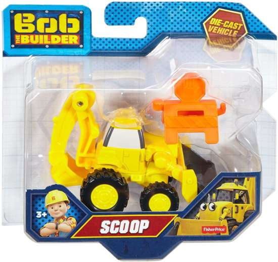Bob de Bouwer Scoop Die-cast vehicle
