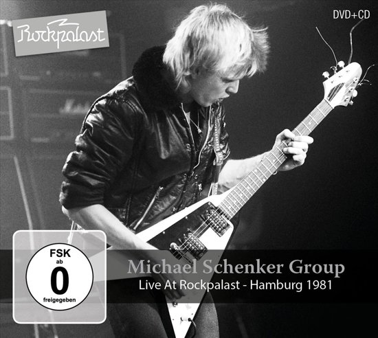 Michael Schenker Group - Live At..